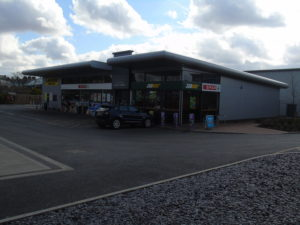 Junction 13 Service Station Shop