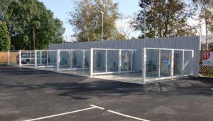 Primrose Garage Jetwash Bays