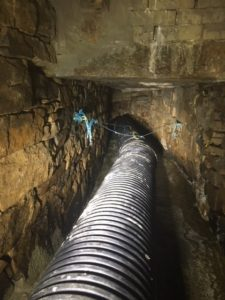 Temporary-bypass-pipe-to-enable-culvert-repairs